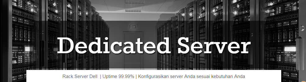 Apa Itu Dedicated Server